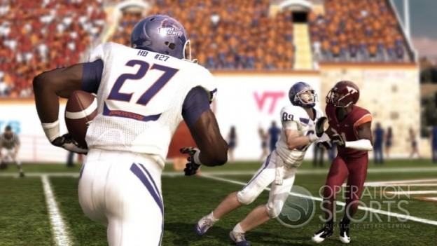 NCAA Football 11 Screenshot #45 for PS3
