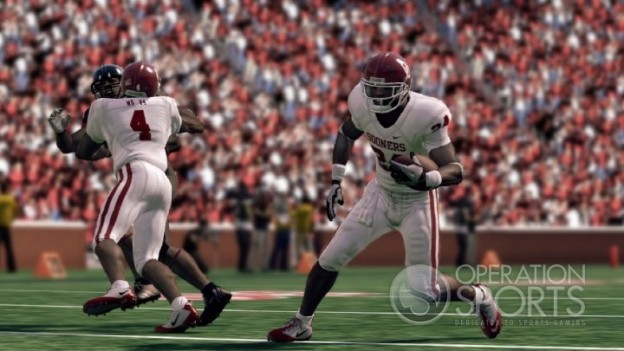 NCAA Football 11 Screenshot #51 for PS3