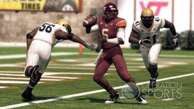 NCAA Football 11 Screenshot #57 for PS3