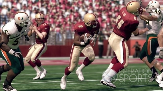 NCAA Football 11 Screenshot #58 for PS3