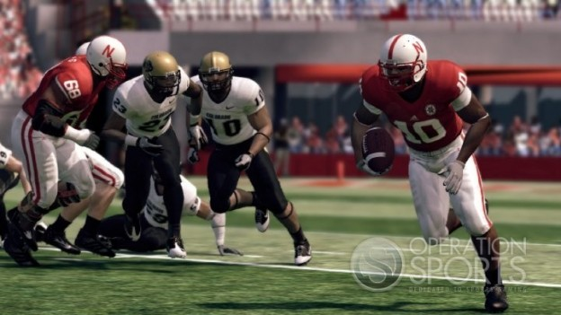 NCAA Football 11 Screenshot #59 for PS3