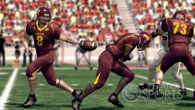NCAA Football 11 Screenshot #61 for PS3