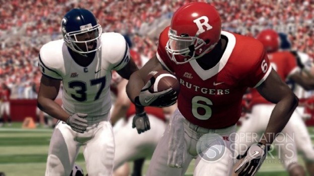 NCAA Football 11 Screenshot #62 for PS3