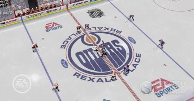 NHL Slapshot Screenshot #4 for Wii