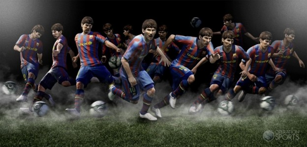 Pro Evolution Soccer 2011 Screenshot #10 for Xbox 360