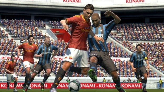 Pro Evolution Soccer 2011 Screenshot #22 for Xbox 360