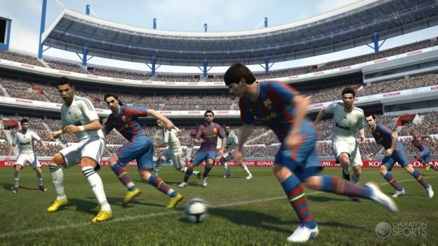 Pro Evolution Soccer 2011 Screenshot #23 for Xbox 360