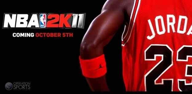 NBA 2K11 Screenshot #1 for Xbox 360