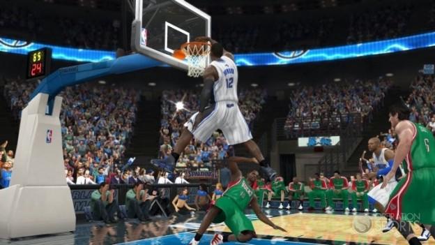 NBA Elite 11 Screenshot #1 for PS3