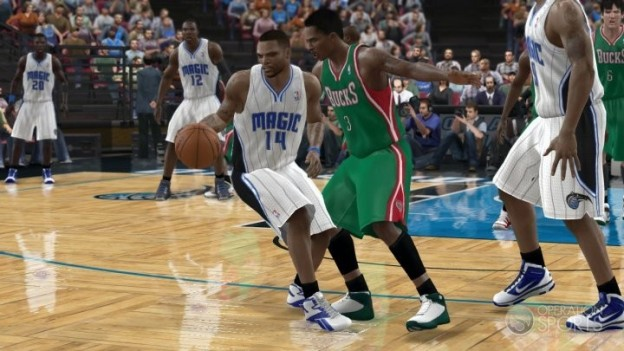 NBA Elite 11 Screenshot #2 for PS3