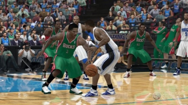 NBA Elite 11 Screenshot #3 for PS3