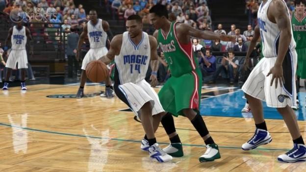 NBA Elite 11 Screenshot #3 for Xbox 360