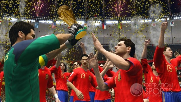 2010 FIFA World Cup Screenshot #26 for Xbox 360
