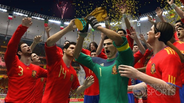 2010 FIFA World Cup Screenshot #27 for Xbox 360