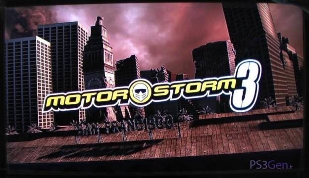 MotorStorm Apocalypse Screenshot #1 for PS3