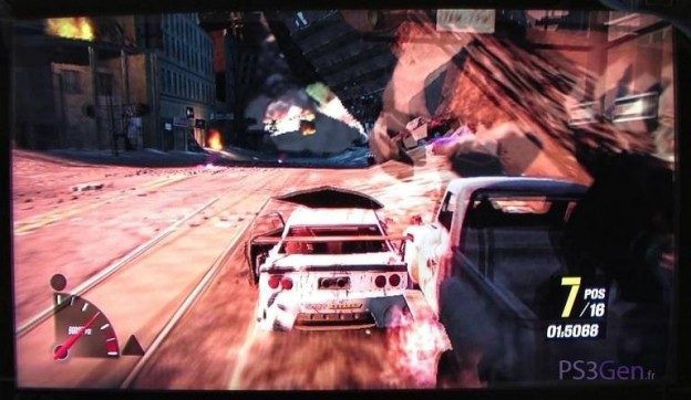 MotorStorm Apocalypse Screenshot #3 for PS3