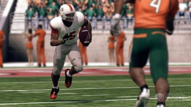 NCAA Football 11 Screenshot #79 for Xbox 360