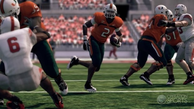 NCAA Football 11 Screenshot #82 for Xbox 360