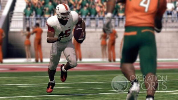 NCAA Football 11 Screenshot #75 for PS3