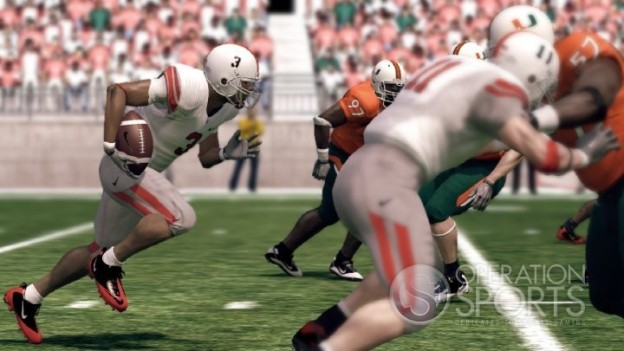 NCAA Football 11 Screenshot #76 for PS3