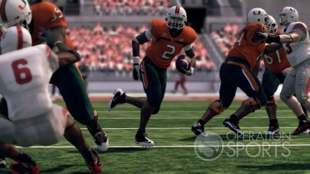 NCAA Football 11 Screenshot #78 for PS3