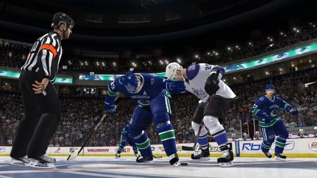 NHL 11 Screenshot #20 for Xbox 360