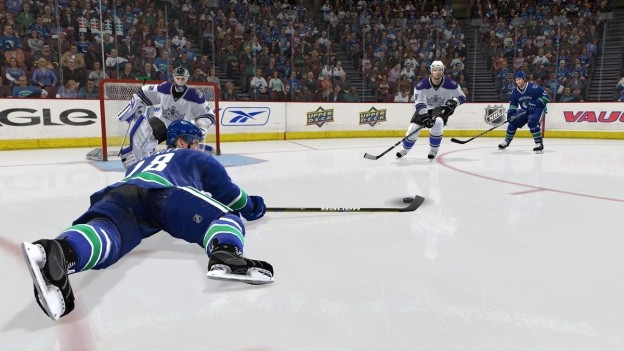 NHL 11 Screenshot #21 for Xbox 360