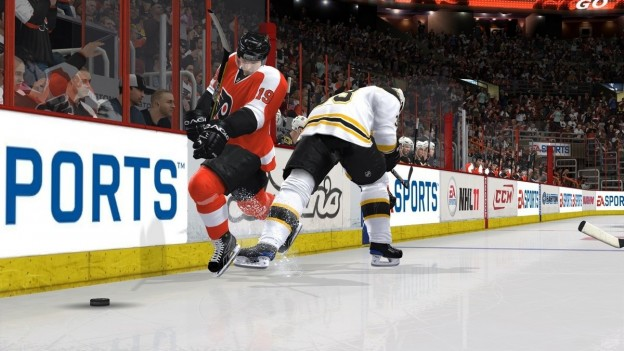 NHL 11 Screenshot #16 for PS3