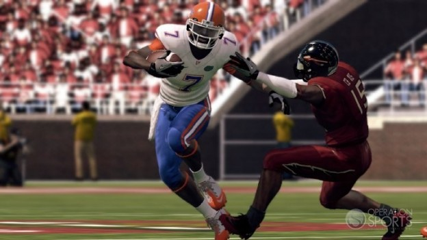 NCAA Football 11 Screenshot #91 for Xbox 360