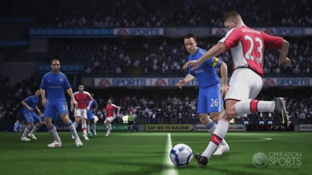 FIFA Soccer 11 Screenshot #1 for Xbox 360