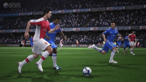 FIFA Soccer 11 Screenshot #1 for PS3