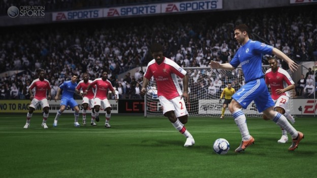 FIFA Soccer 11 Screenshot #3 for PS3