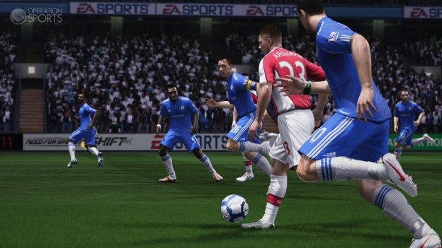 FIFA Soccer 11 Screenshot #4 for PS3