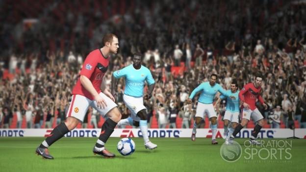 FIFA Soccer 11 Screenshot #2 for Xbox 360