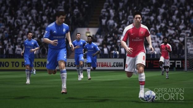 FIFA Soccer 11 Screenshot #3 for Xbox 360