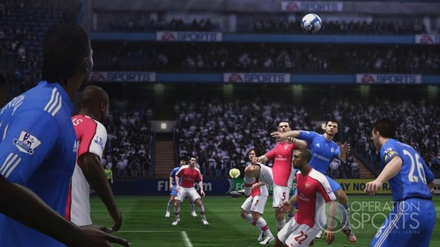 FIFA Soccer 11 Screenshot #4 for Xbox 360