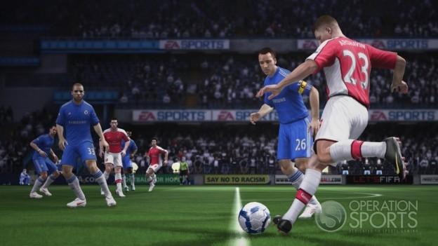 FIFA Soccer 11 Screenshot #5 for Xbox 360