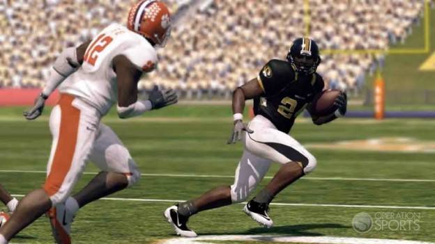 NCAA Football 11 Screenshot #89 for PS3