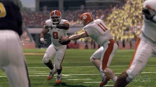 NCAA Football 11 Screenshot #95 for Xbox 360