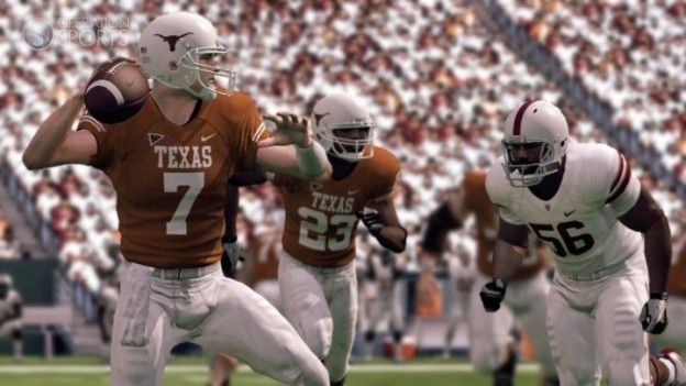 NCAA Football 11 Screenshot #104 for Xbox 360