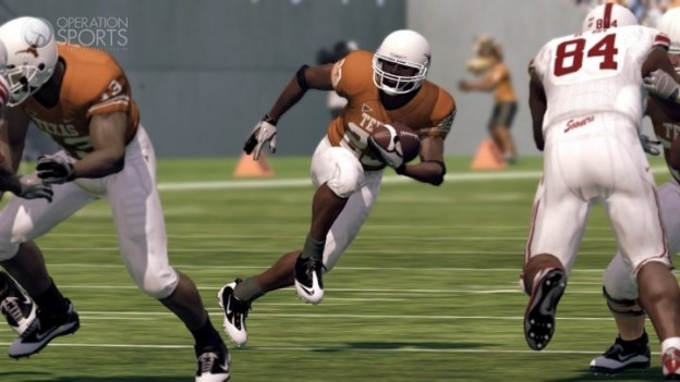 NCAA Football 11 Screenshot #105 for Xbox 360