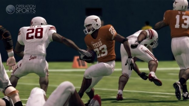 NCAA Football 11 Screenshot #109 for Xbox 360