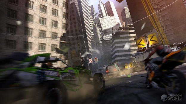 MotorStorm Apocalypse Screenshot #9 for PS3