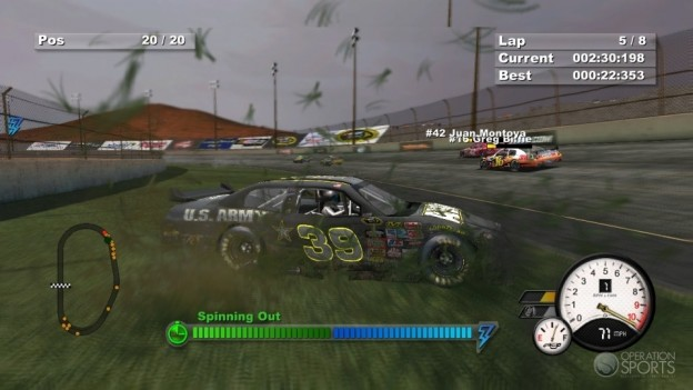 Days of Thunder: NASCAR Edition Screenshot #3 for PS3