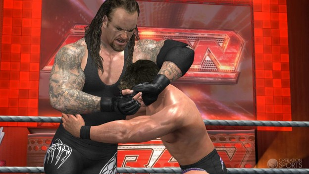 WWE Smackdown vs. Raw 2011 Screenshot #2 for Xbox 360