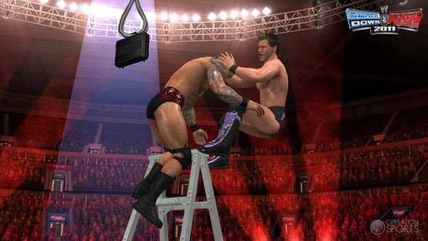 WWE Smackdown vs. Raw 2011 Screenshot #3 for Xbox 360