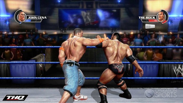 WWE All Stars Screenshot #1 for PS3