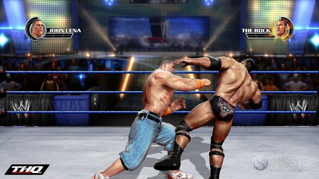 WWE All Stars Screenshot #4 for PS3