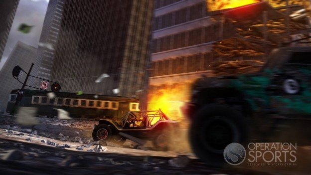 MotorStorm Apocalypse Screenshot #14 for PS3