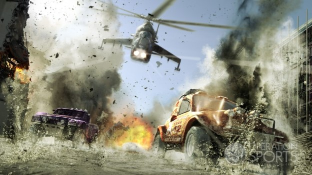 MotorStorm Apocalypse Screenshot #21 for PS3